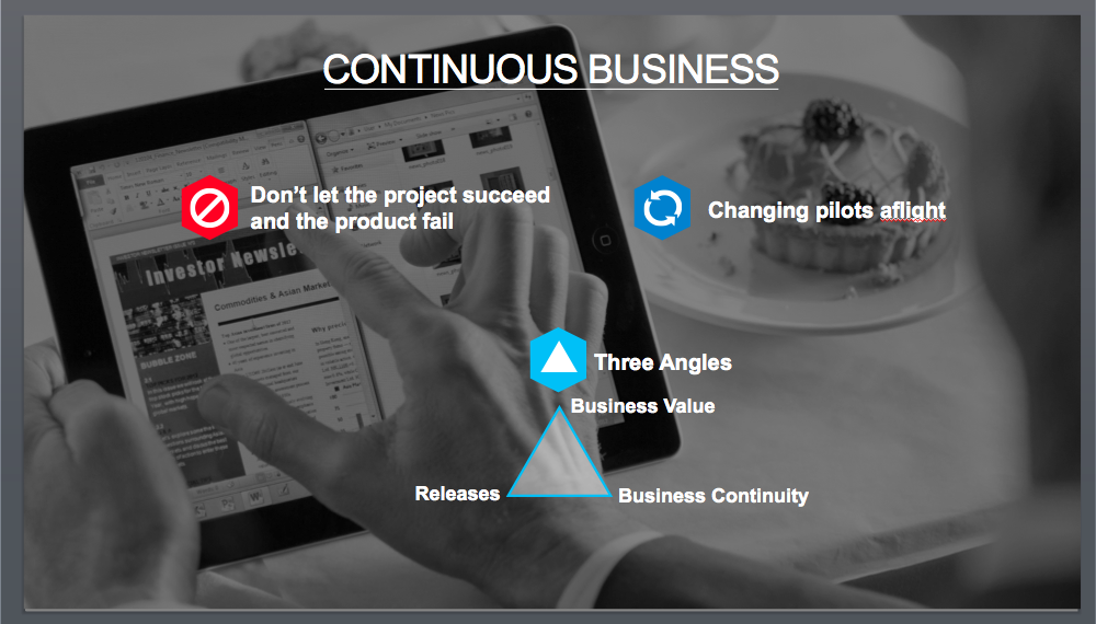 Continuous Business